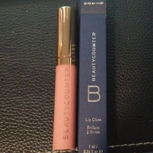 NEW Beautycounter lip gloss - Bare Shimmer
